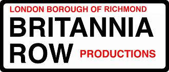Brittania Row logo