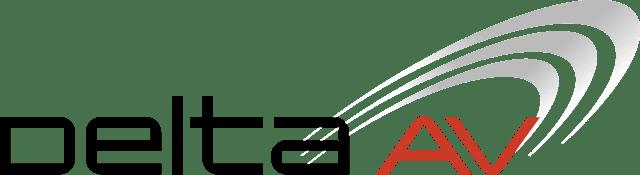 Delta AV logo