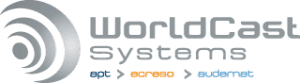 WorldCast logo