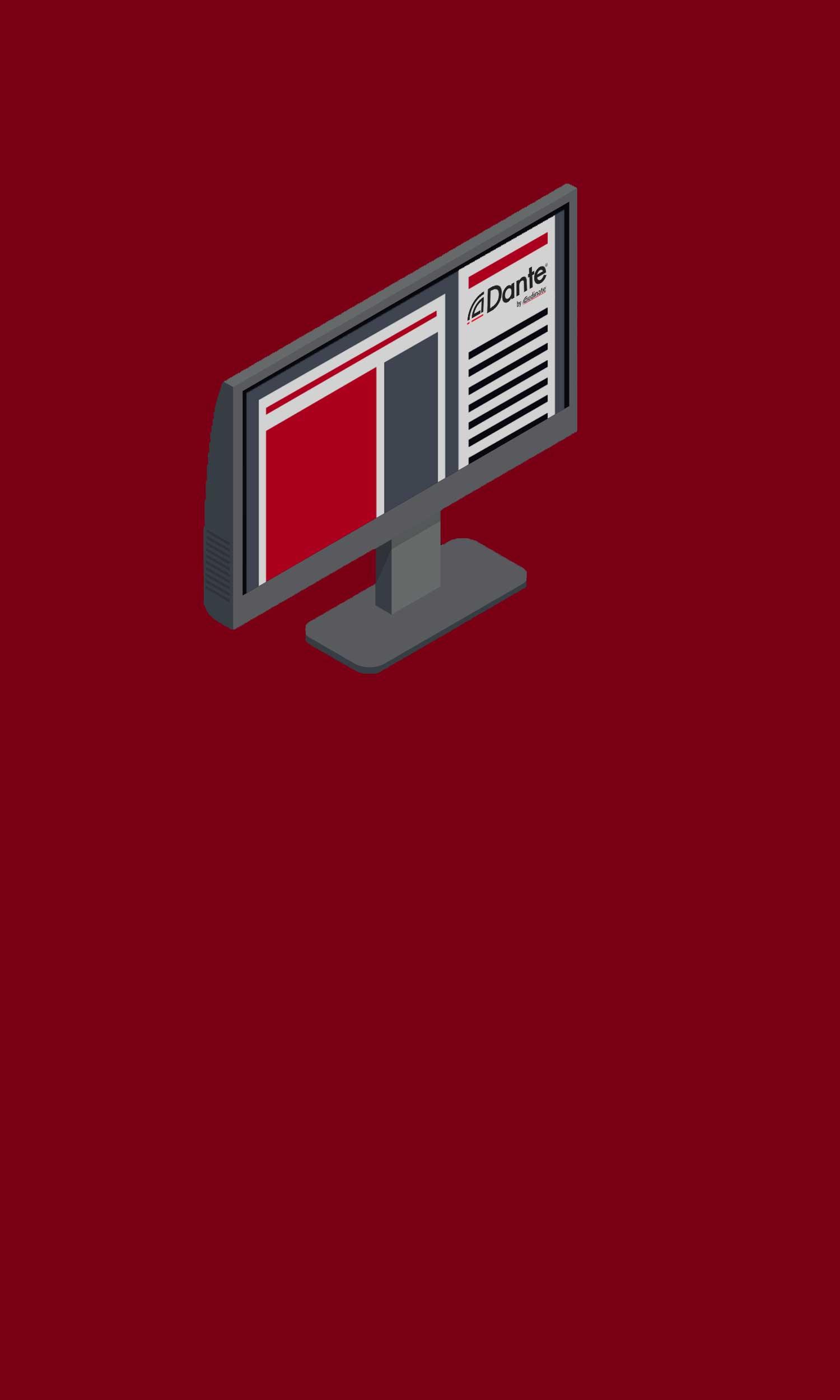 Danteソフトウェア