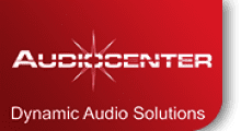 Audiocenter logo