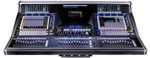 Product DiGiCo - Quantum 5 on a white background
