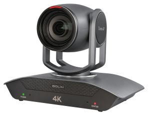 Product Bolin - D412 (4K60) PTZ Camera on a white background