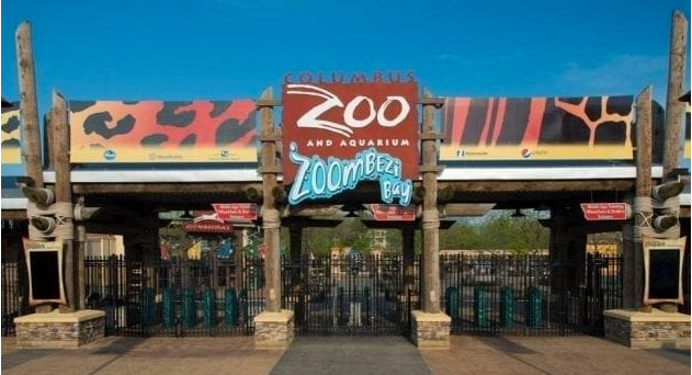 Product <strong><strong>Columbus Zoo and Aquarium</strong></strong> on a white background